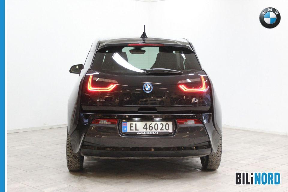 Bilbilde: BMW i3