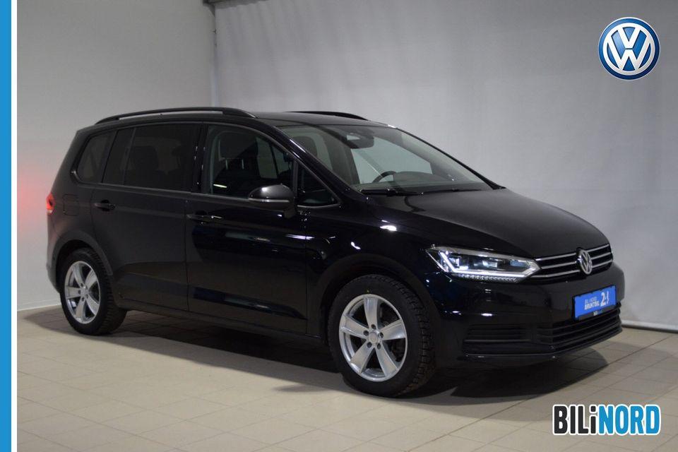 Bilbilde: Volkswagen Touran