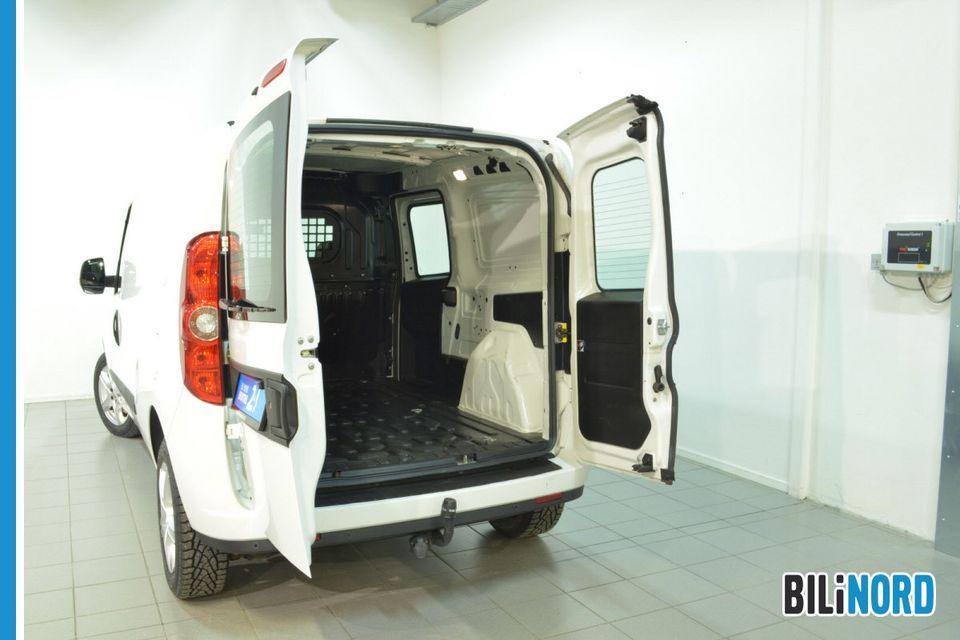 Bilbilde: Fiat Doblo
