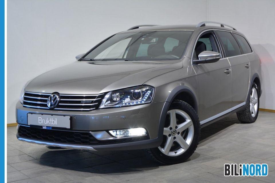 Bilbilde: Volkswagen Passat Alltrack