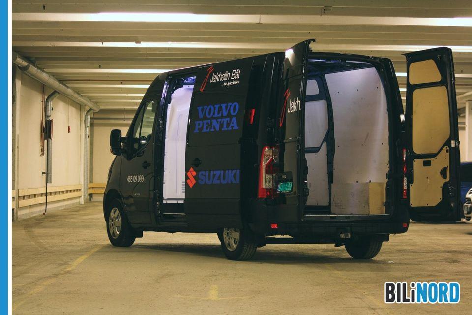 Bilbilde: Renault Master