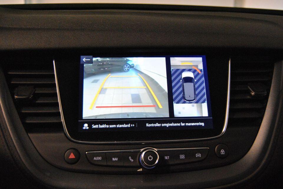 Bilbilde: Opel Grandland X