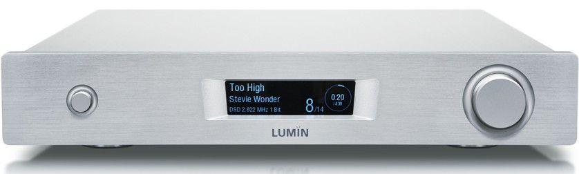 Lumin M1 Demomodell halv pris - Tønsberg  - Selger en demomodell av Lumin M1 - veil. pris er 23.990,-  Dette er en nettverksstreamer med 2x60W forsterker og mulighet for tilkobling av en analog kilde. Her får man Internettradio,Tidal,Roonready osv i en kjekk boks som spi - Tønsberg