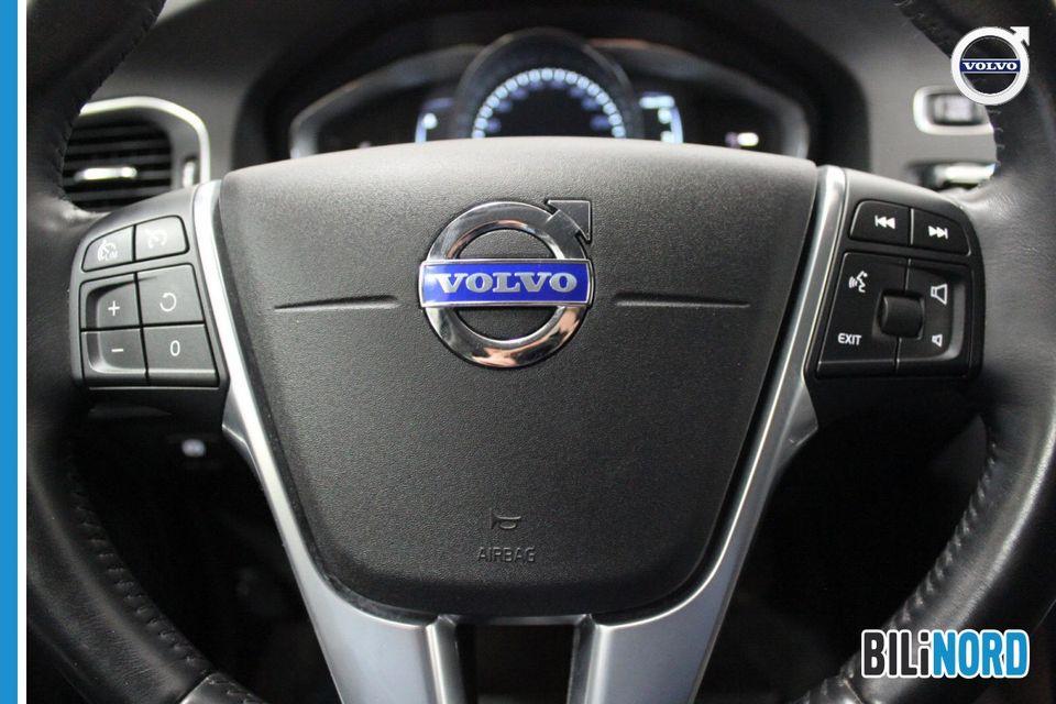 Bilbilde: Volvo V60