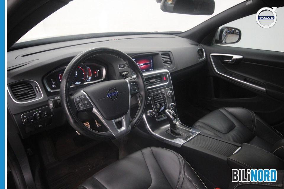 Bilbilde: Volvo S60