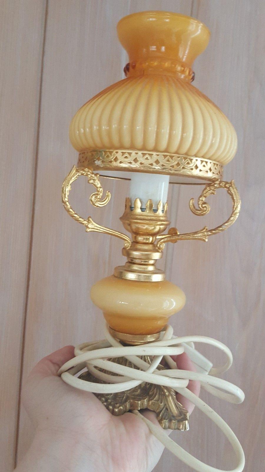 Velsete Gammel lampe | FINN.no KR-89