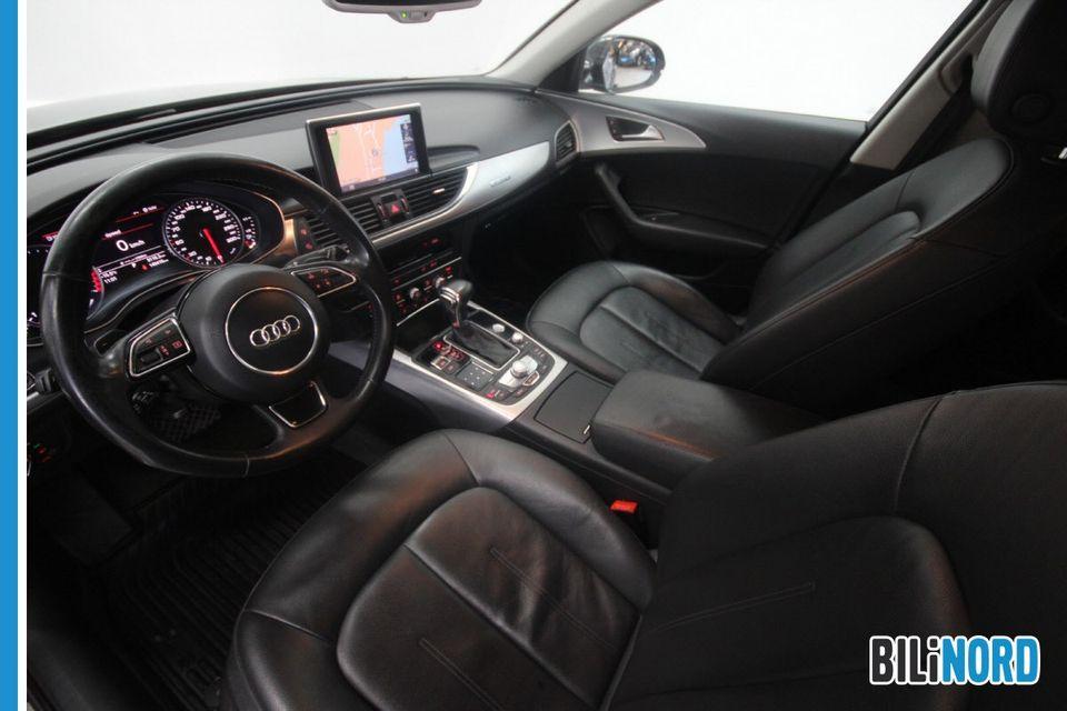 Bilbilde: Audi A6 allroad