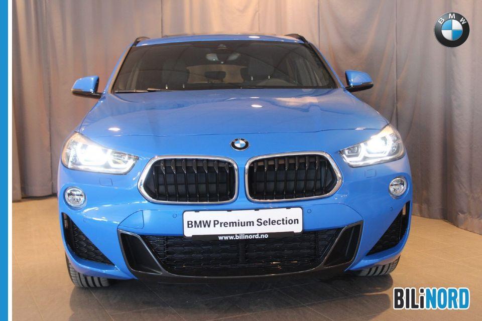 Bilbilde: BMW X2