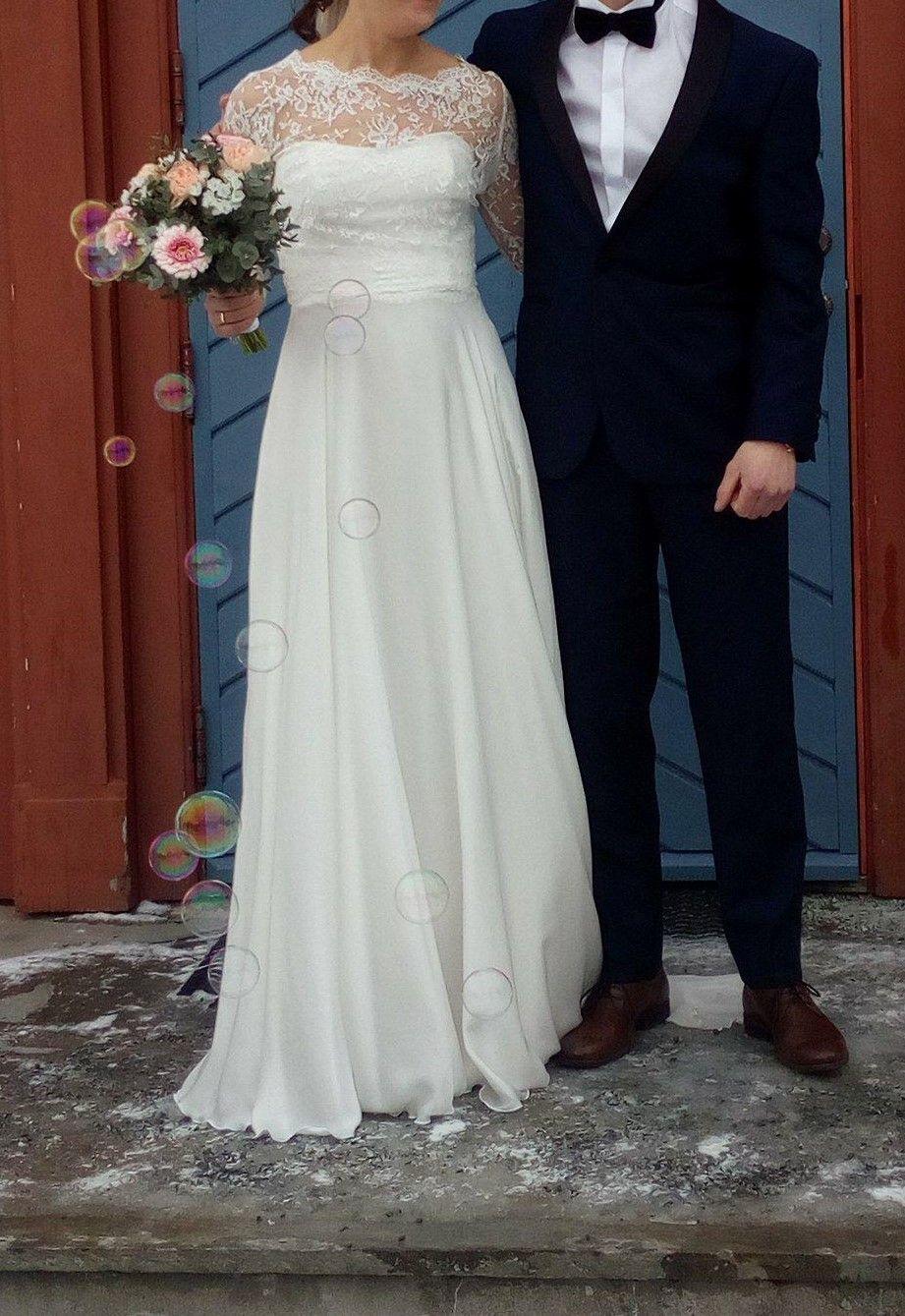 df8cac31 Nydelig og nett brudekjole selges | FINN.no