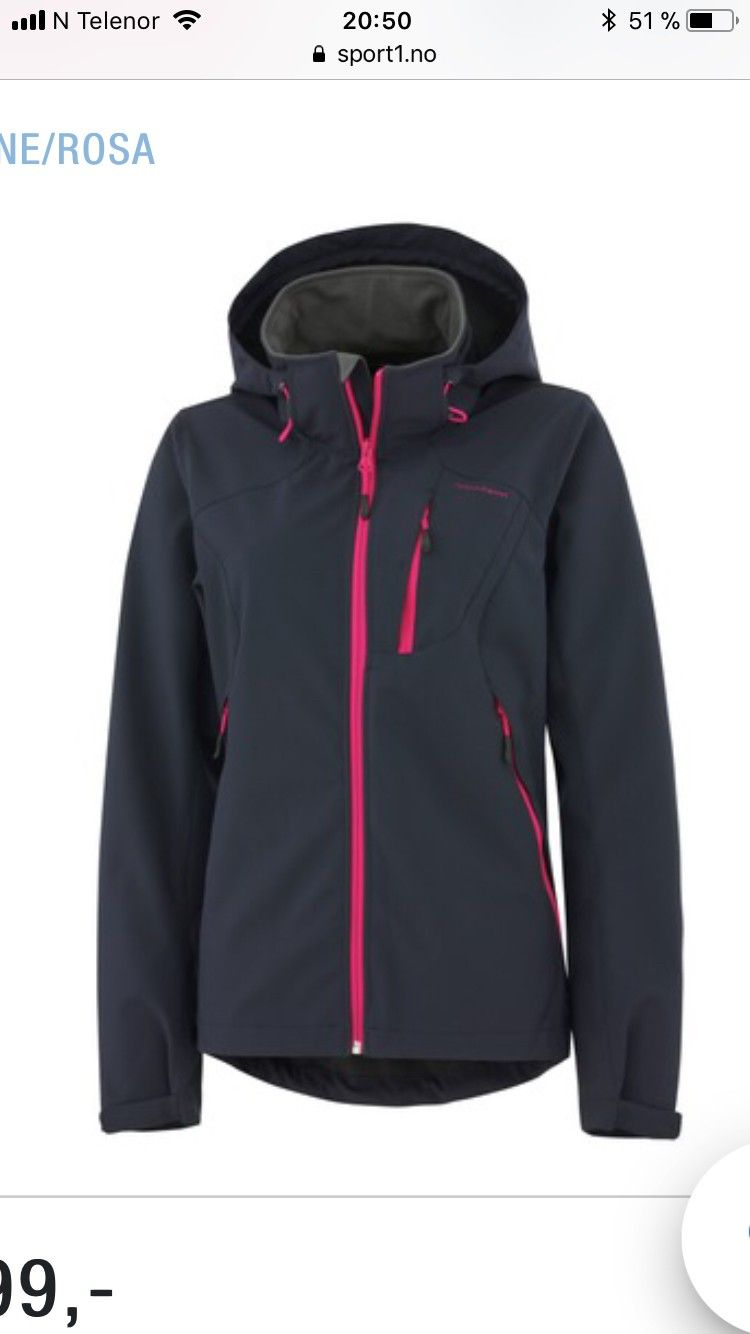 Jorunheim Lomstind softshell jakke og bukse | FINN.no