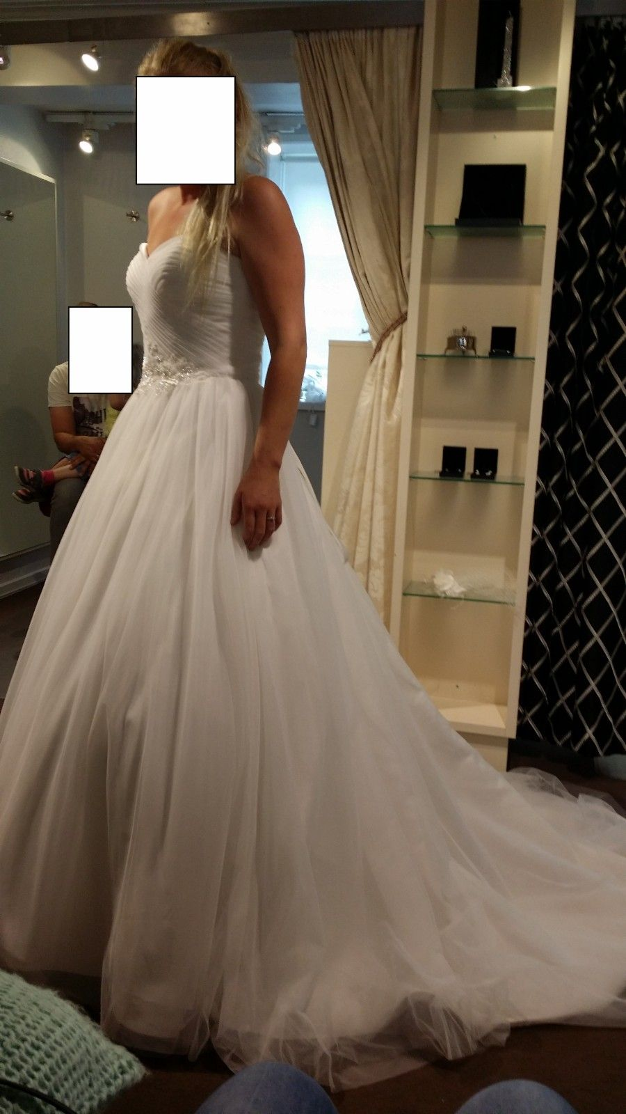 192c97d5 Brudekjole fra Lilly - Ikke brukt | FINN.no