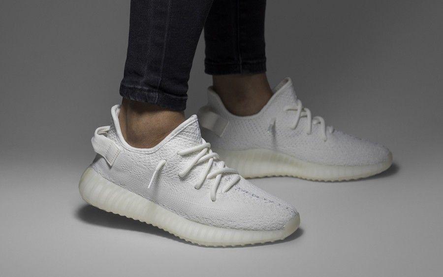 Adidas Yeezy Boost 350 V2 'Cream White'