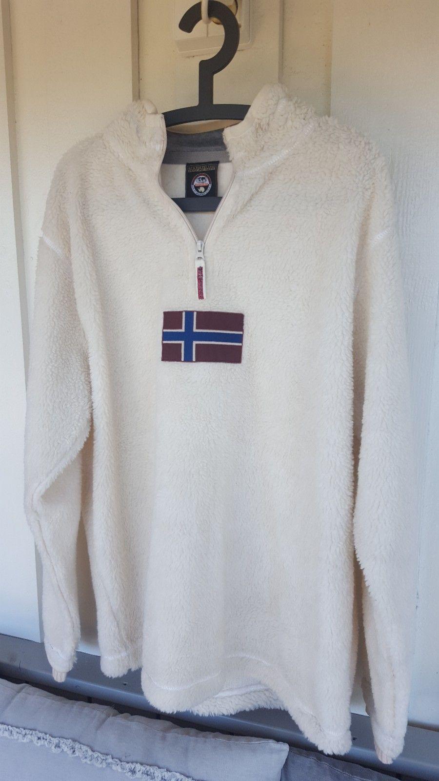 Napapijri genser | FINN.no