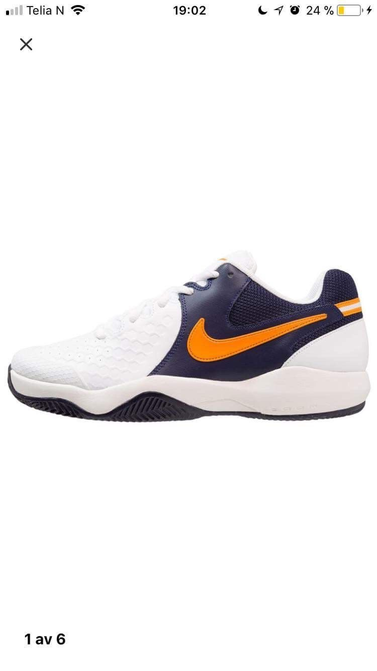 Nesten nye Nike Air Zoom Resistance sko selges. | FINN.no
