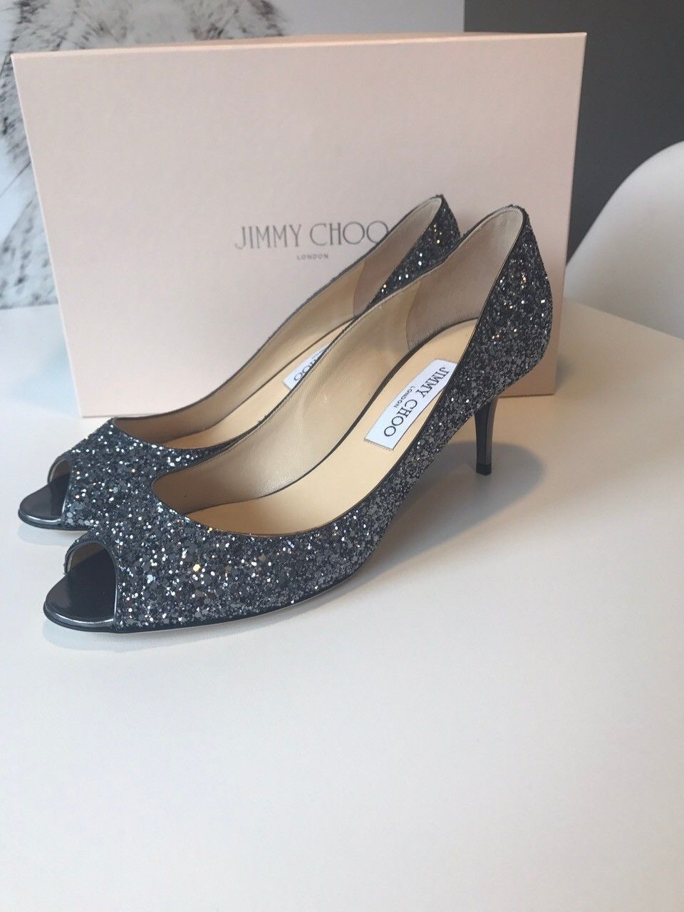 Jimmy choo sko | FINN.no