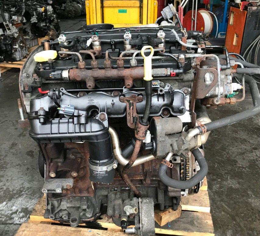 63 Ford Transit Custom 2 2tdci Swb: MOTOR FORD TRANSIT 2.2TDCI P8FA 63 2008