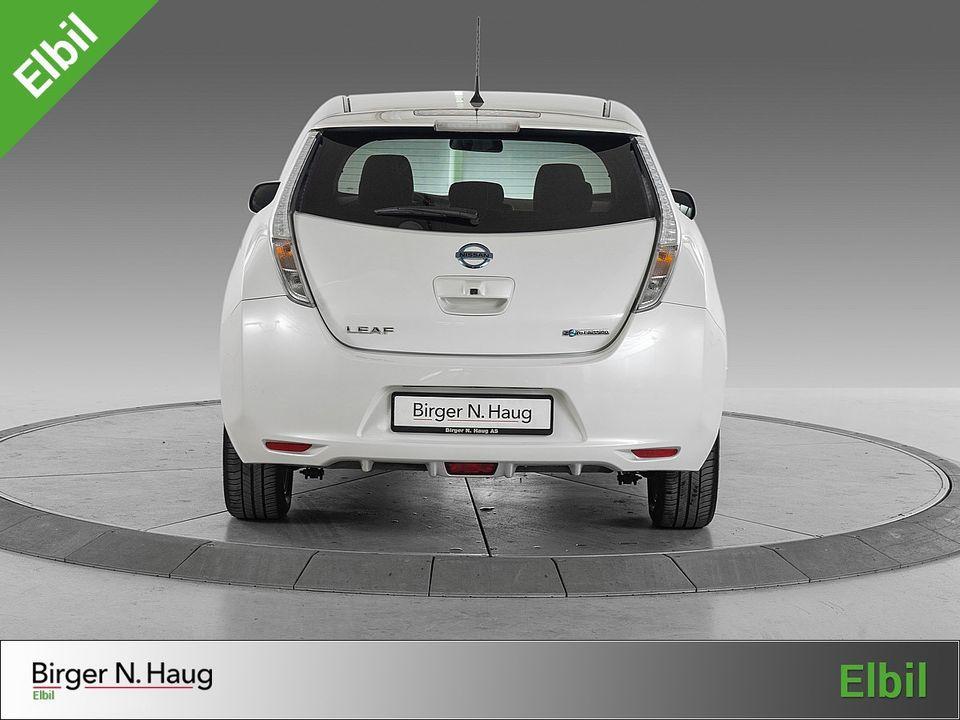 Brukt Nissan Leaf 2017 | 65 918 km | Birger N. Haug