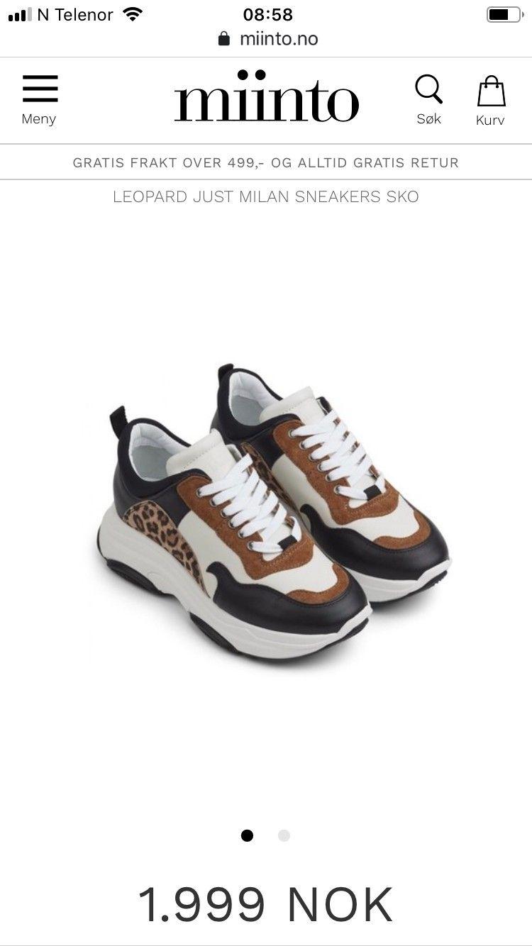 Milan sneakers | FINN.no