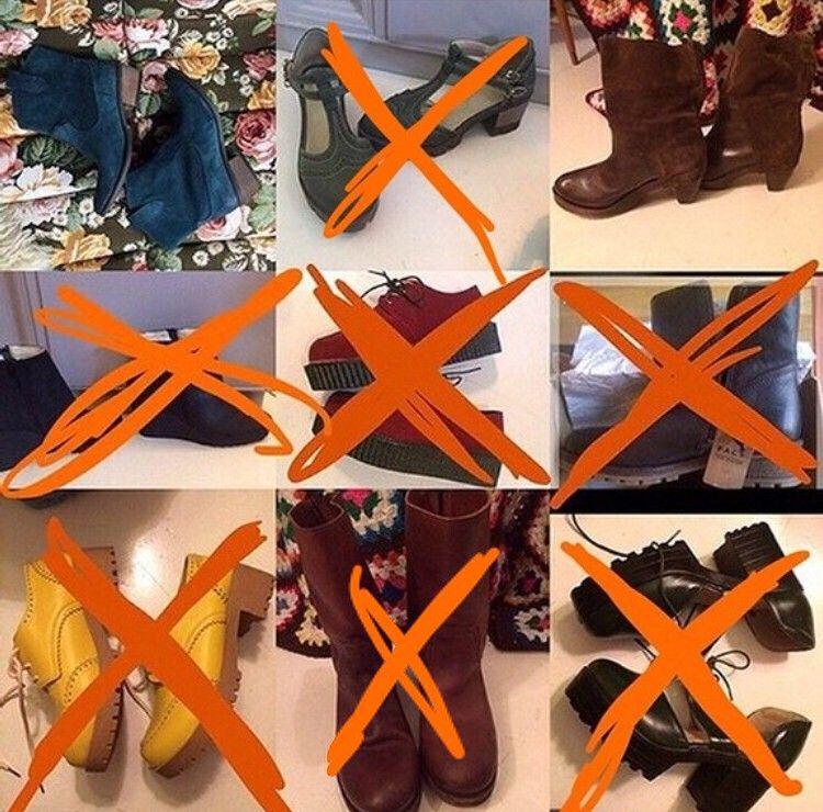 Fine høststøvletter, støvler og boots selges! Flere par
