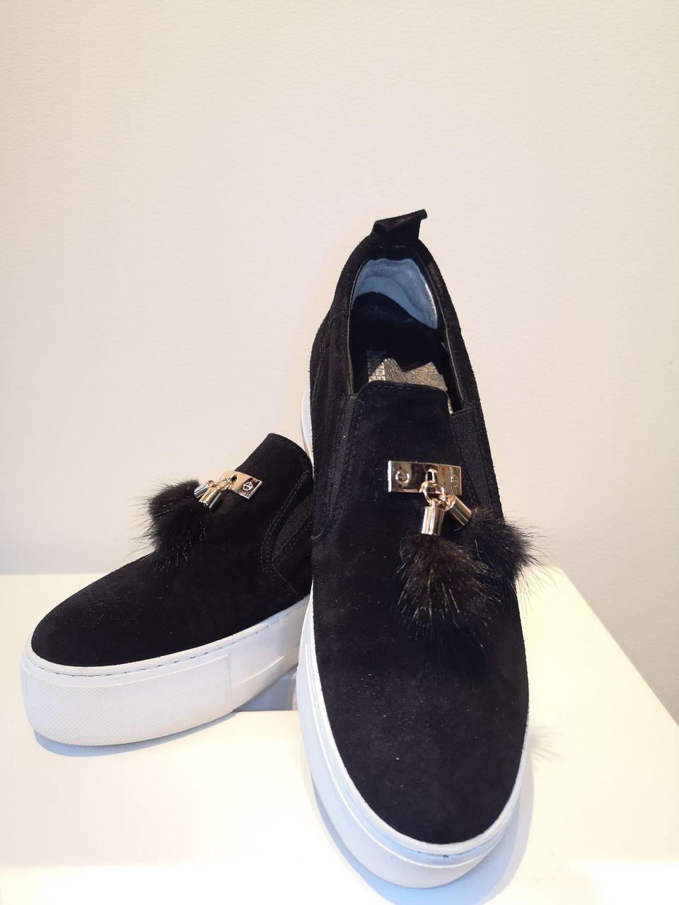 Blue on Blue sko str 39. Lite brukt | FINN.no