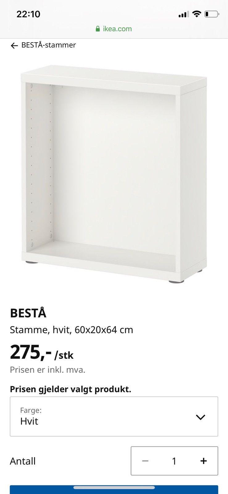 KJØPEHJELP BESTÅ. oppbevaring til stua. Bli inspirert på IKEA.no