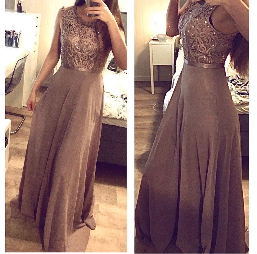 Lang kjole fra Object   FINN.no