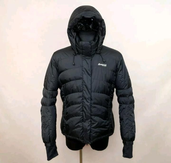 Bergans jakke dunjakke str M | FINN.no