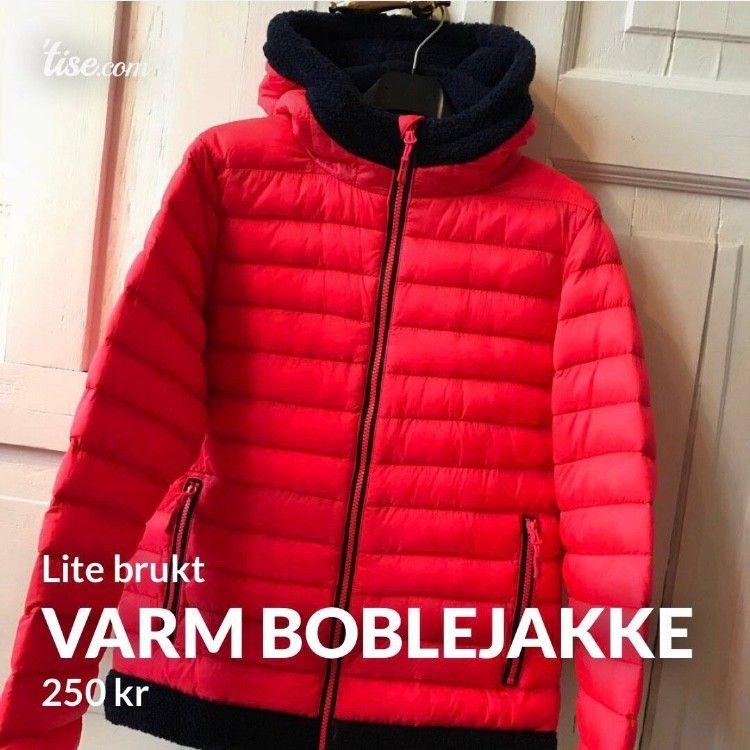 bd1d568c Sporty Boblejakke | FINN.no