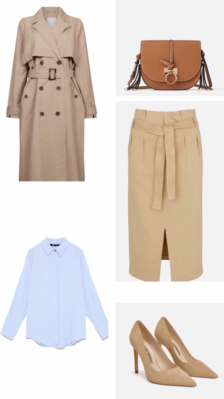 23039226 Kåpe ,skjorte ,skjørt ,pumps ,zara ,veske ,chloe,bryllup kjole,  konfirmasjon | FINN.no