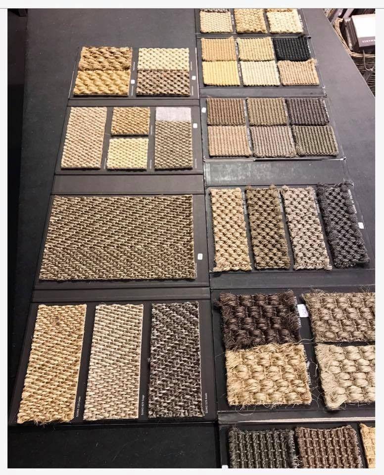 Fra mega 10% på bestilling av tepper i sisal, ull og floss hos TOWNHOUSE JI-81