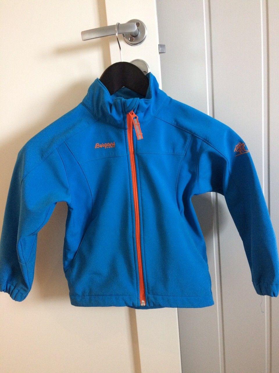301c5a3b Softshell jakke Bergans, blå | FINN.no