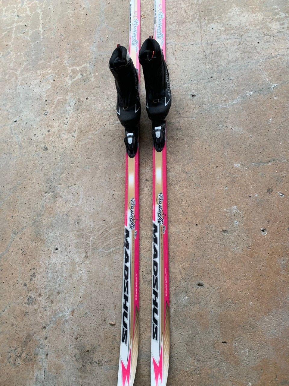 slalomski sko størrelse