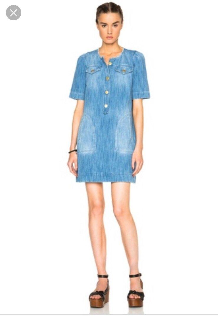 0dd7e0d3294d Isabel Marant kjole