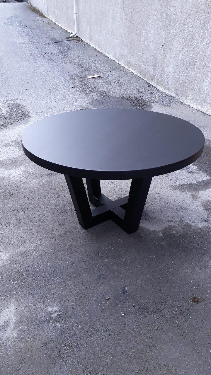 Rundt spisebord (Elodie) | FINN.no