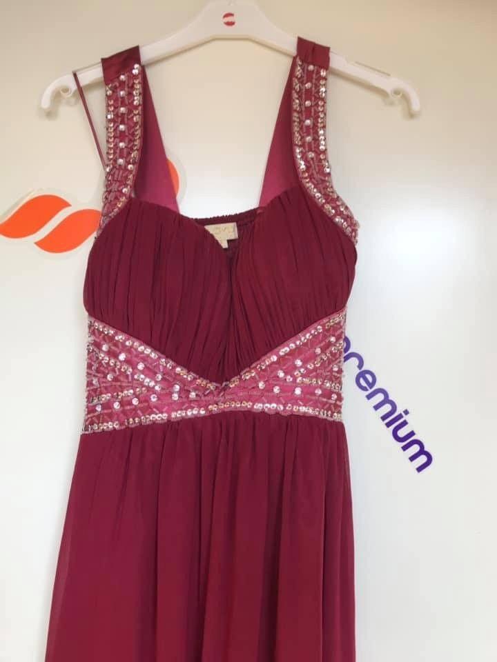 274a2a1d Fin, rød kjole selges   FINN.no