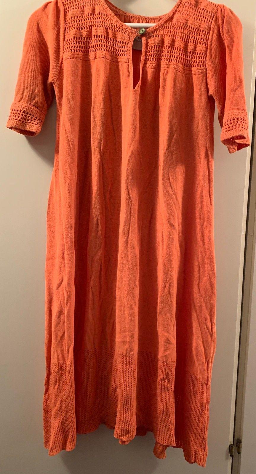 a1bce041 By Malene Birger oransje kjole | FINN.no