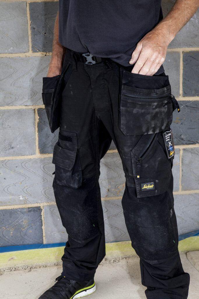 236fb167 Snickers arbeidsbukser flexiwork | FINN.no