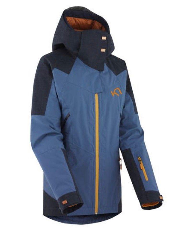 7380e84e Kari Traa Voss back flip jakke - super skalljakke med selvstendig dunjakke  inni   FINN.no
