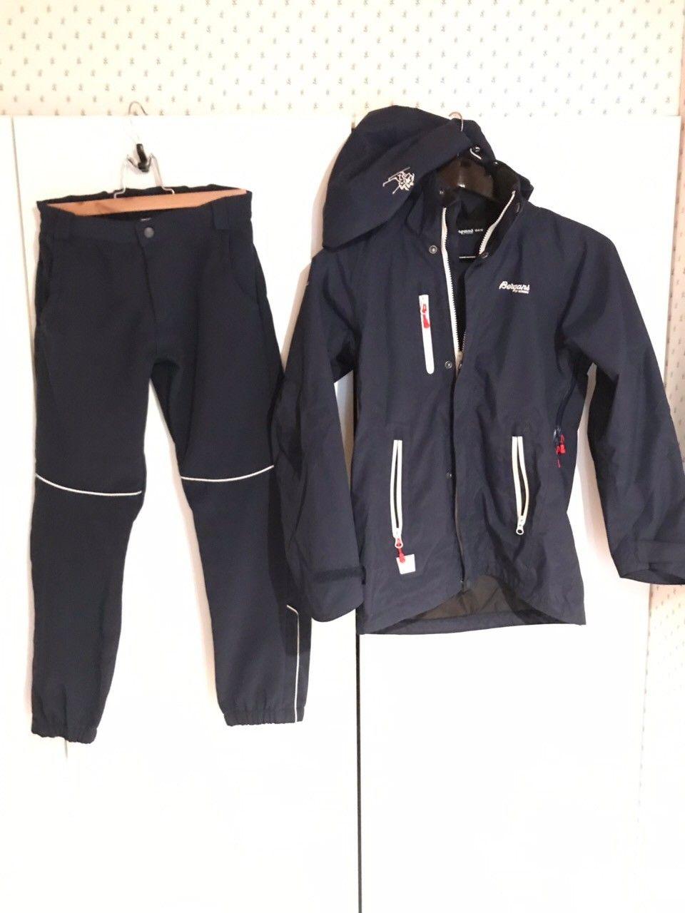 e81ca5ef Bergans jakke og turbukse fra Stormberg 10-12 år kr 600,-   FINN.no