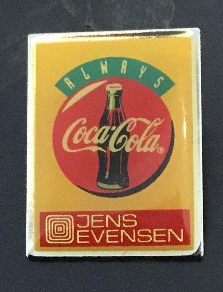 5d64ddfc CocaCola PINS. Selges samlet-Ny pris!!! | FINN.no