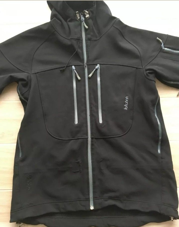 Arc teryx Mens Gore Tex Paclite Shell Jacket Medium Black