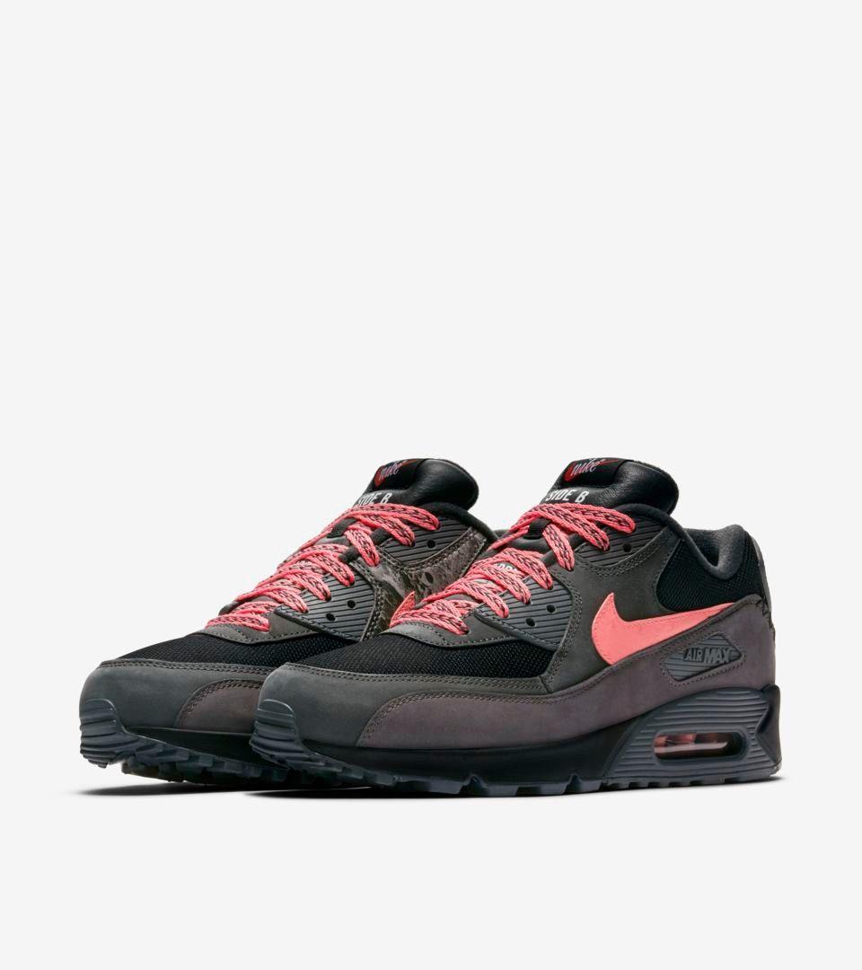 Nike Air Max 90 B Side CI6394 001 Release Date  