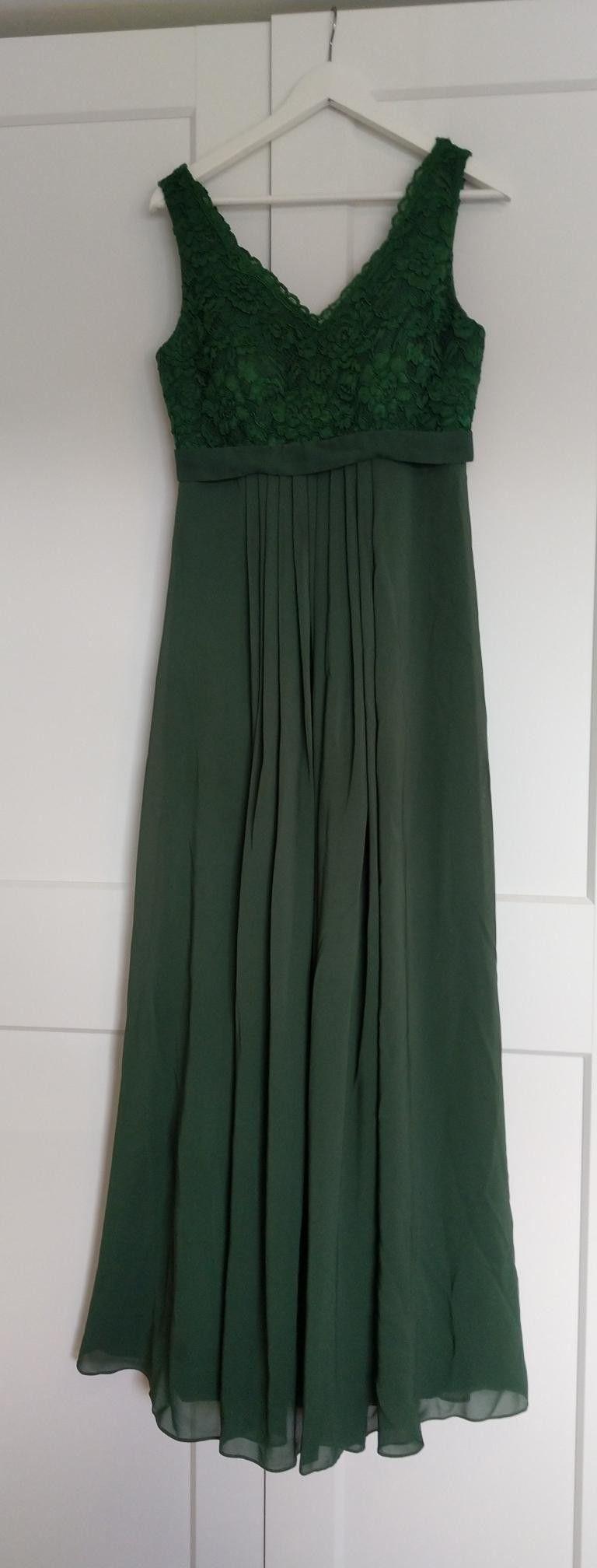 9b3b8354 Nydelig grønn selskapskjole | FINN.no