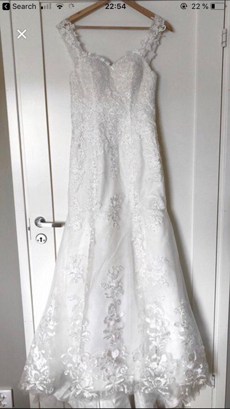 004ff819 bryllupskjole S/M | FINN.no
