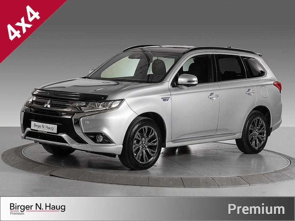 Test av Mitsubishi Outlander PHEV: Gjør en godkjent jobb
