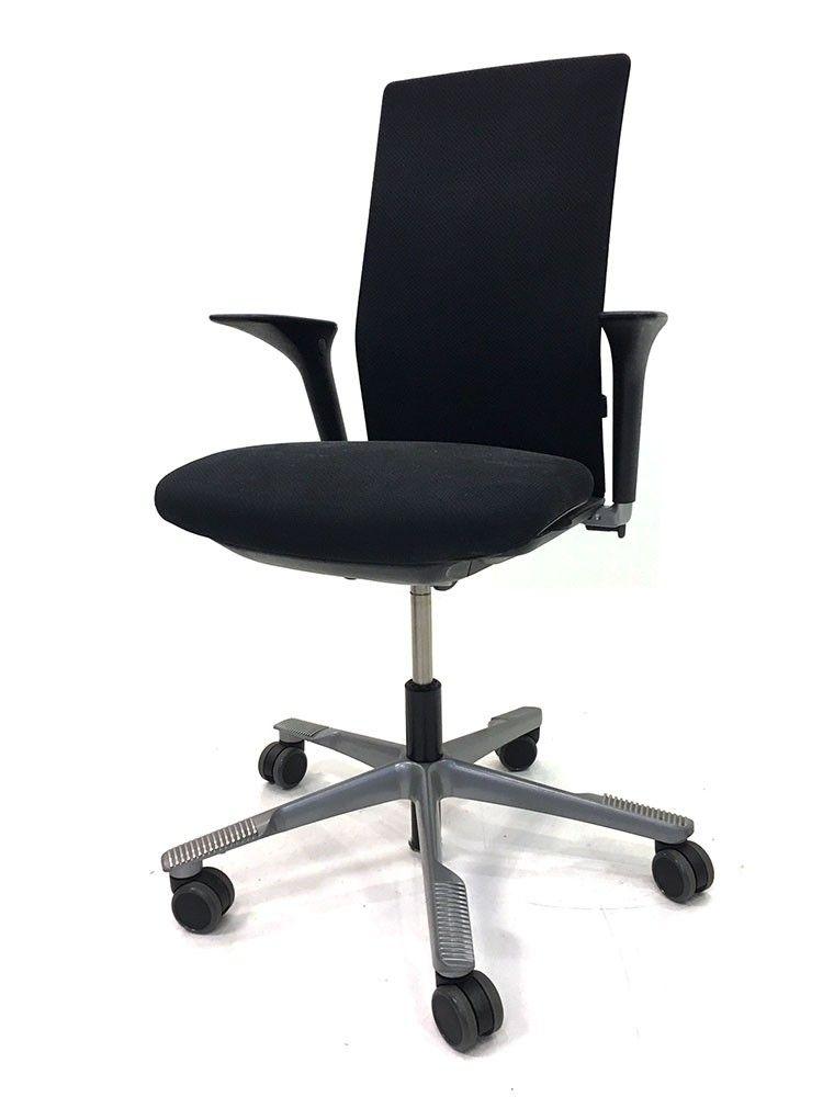 5 stk. Håg Futu 1020 L kontorstoler BRUKTE KONTORMØBLER
