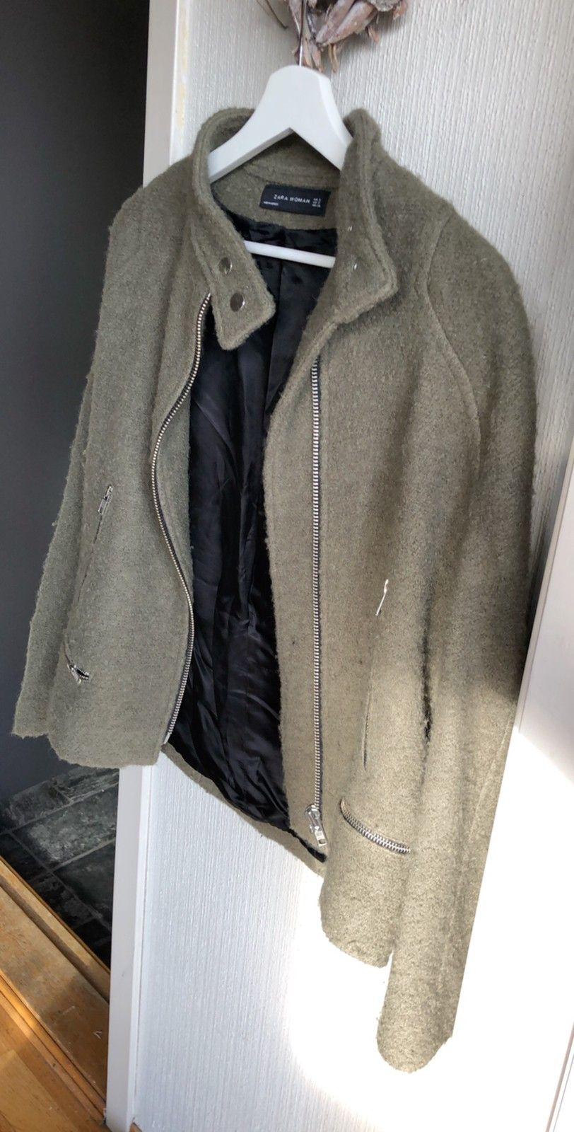 Jakke fra Zara str.86 | FINN.no