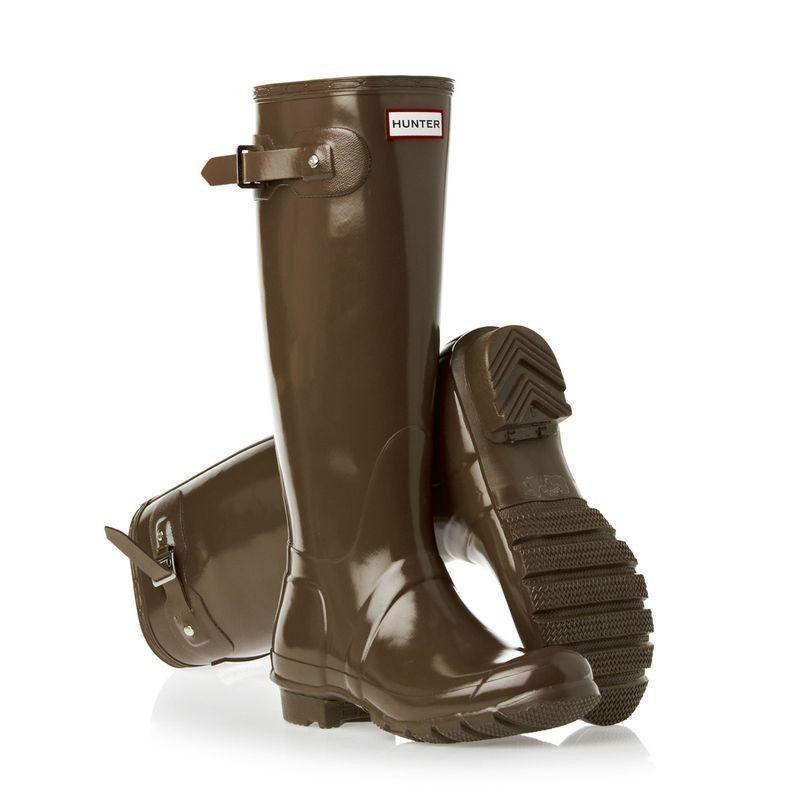 Helt nye hunter støvler i eske selges. Str 33   FINN.no