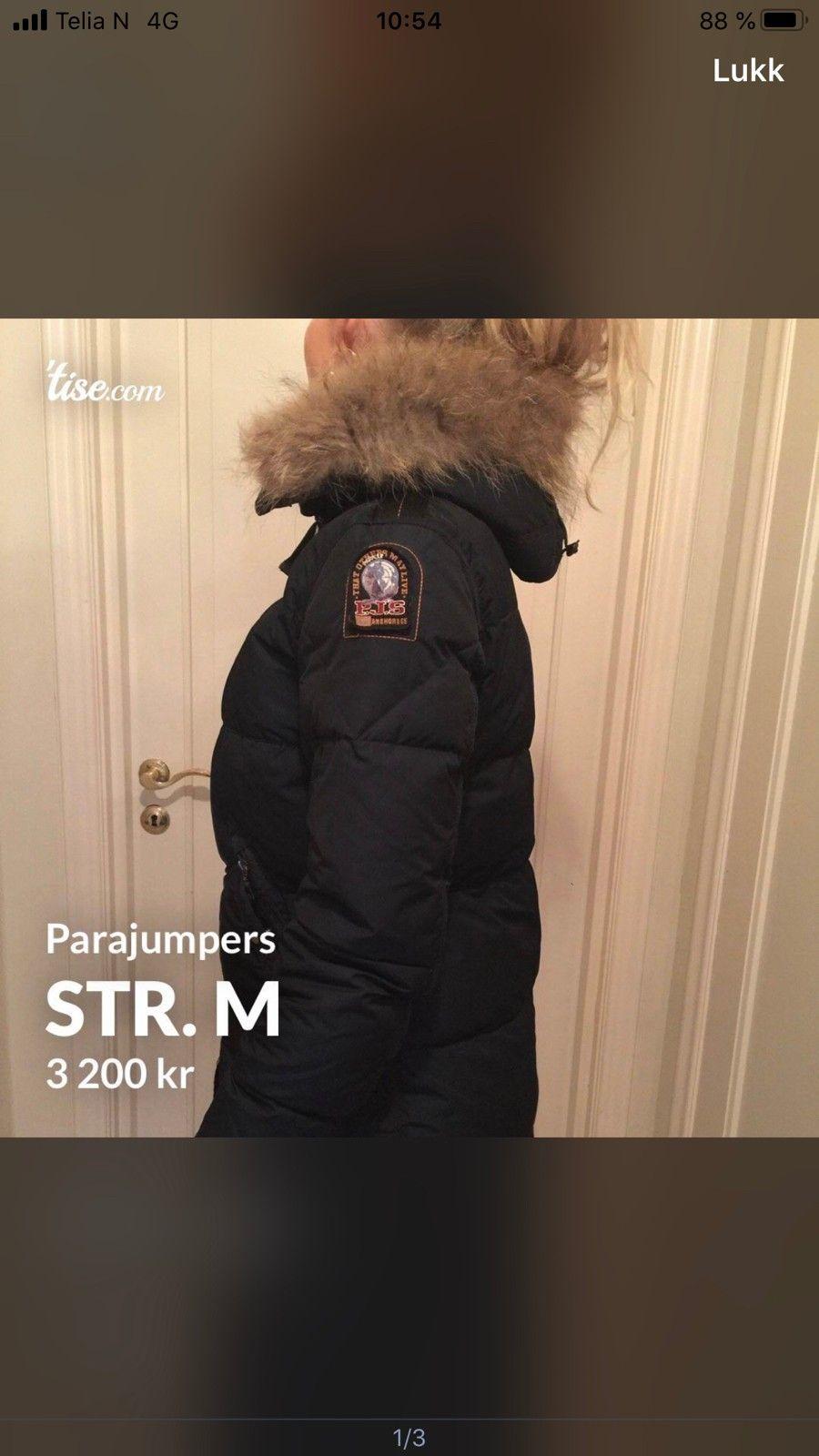 Parajumpers 2JS | FINN.no