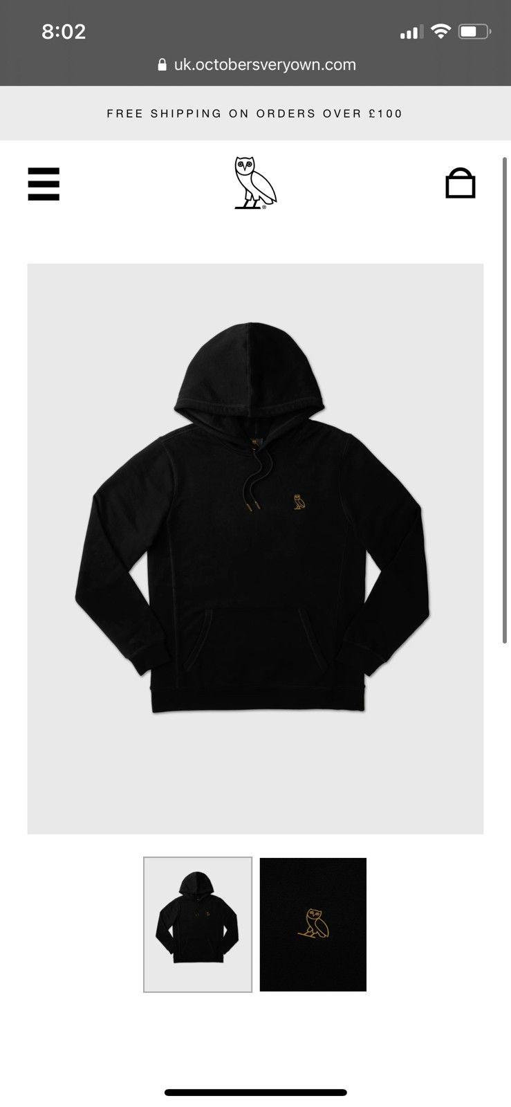 ovo hoodie | FINN.no